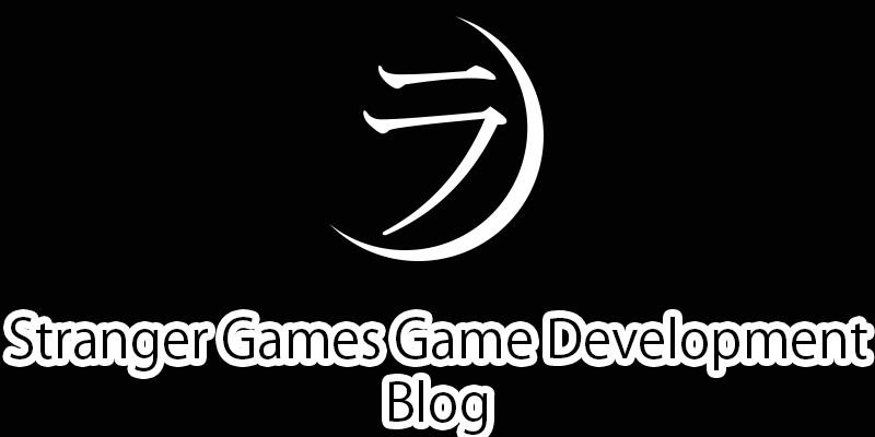 stranger games game development blog