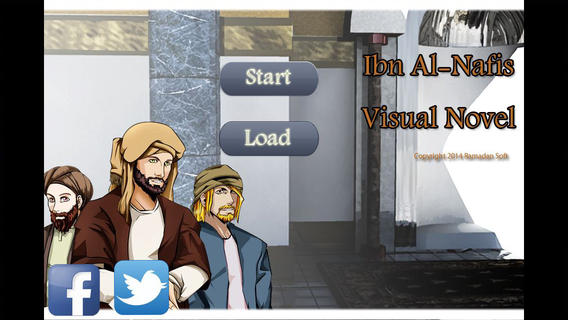 Ibn Al-Nafis Visual Novel