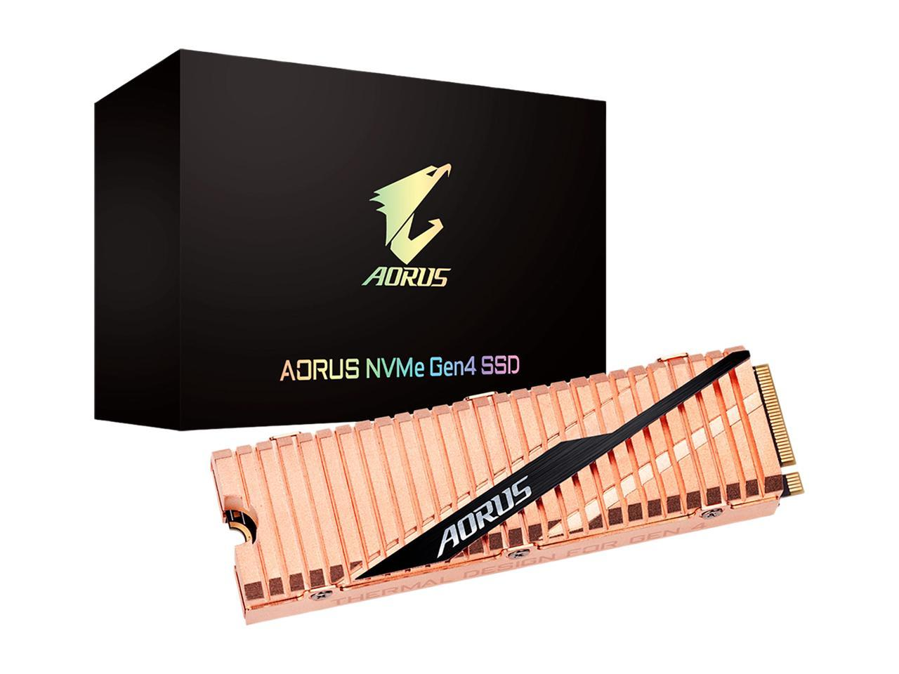 A Guide For How To Install Aorus 2TB 4th Gen Nvme SSD Into X570 Aorus Pro WIFI Motherboard
